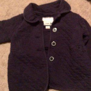 Girls Gymboree coat